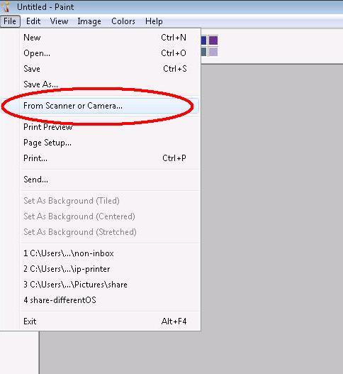 Brother MFC-9030 Scanner Resolution Improvement Windows