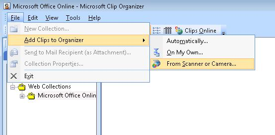 num u00e9riser une image et l u0026 39 ins u00e9rer dans une application d u0026 39 office 2007   pour windows vista ou