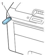 Wie Drucke Ich Dateien Von Dem Usb Stick Brother