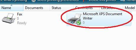 convert xps document writer to pdf