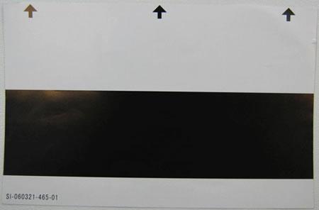 Dsmobile 600 calibration paper