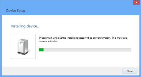 Install the built-in drivers (For Windows 8 or later) | Brother