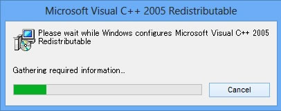 Microsoft Visual C++2005 Redistributable