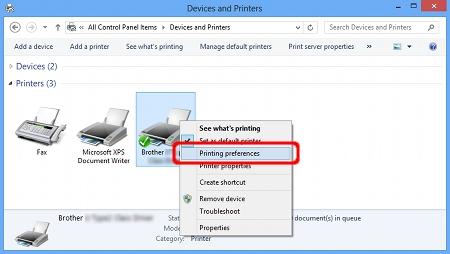 install usb printer windows 10