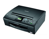 Driver Brother MFC-J125 Add printer Windows XP 64 bit