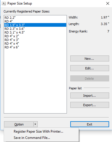 <blf file creation example 2> custom paper sizes
