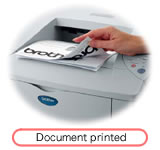 Document printed